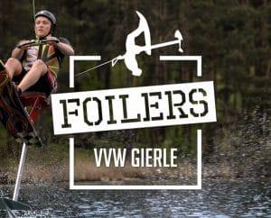 Nieuwe pagina voor de foilers