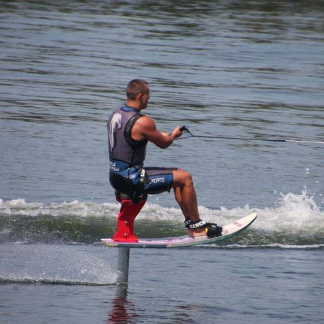 Foiler Skiën